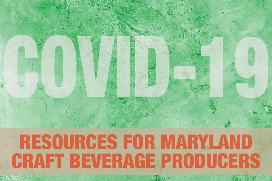G&F Launches Coronavirus Resource Page for Maryland Craft Beverage Industry