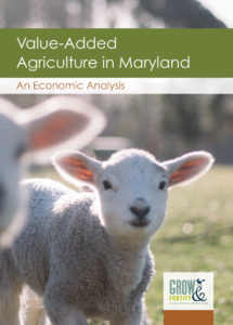 Value-Added Agriculture in Maryland